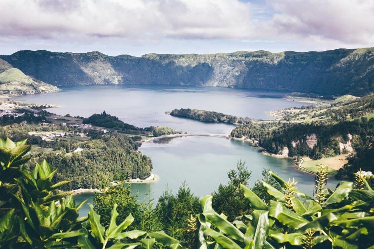 Lagoa das 7 Cidades, Açores