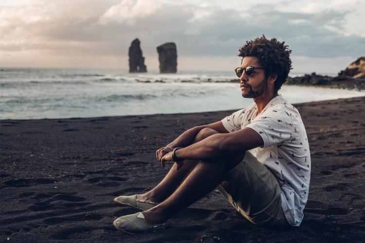 Guilherme, Praia dos Mosteiros, Açores