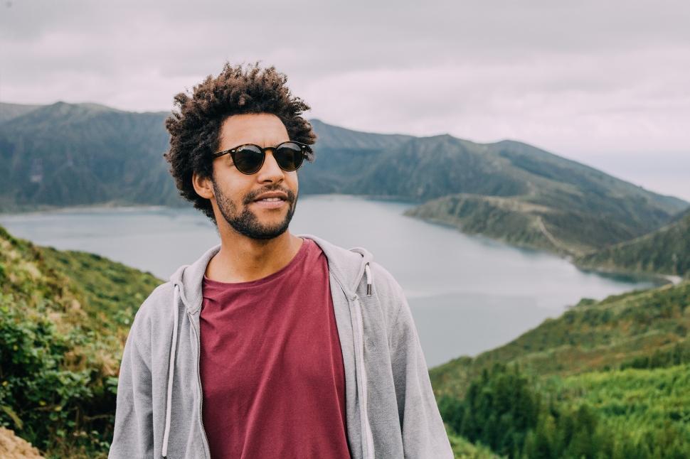 Guilherme, Lagoa do Fogo, Açores