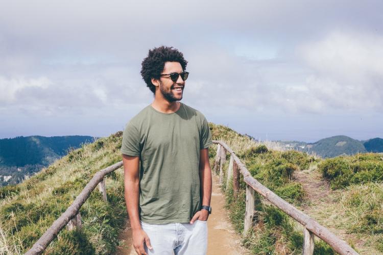 Guilherme, Miradouro da Boca do Inferno, Açores