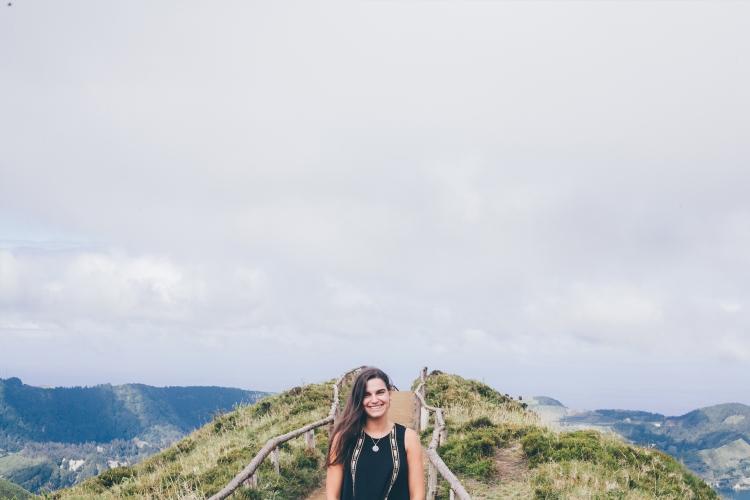 Filipa, Miradouro da Boca do Inferno, Açores