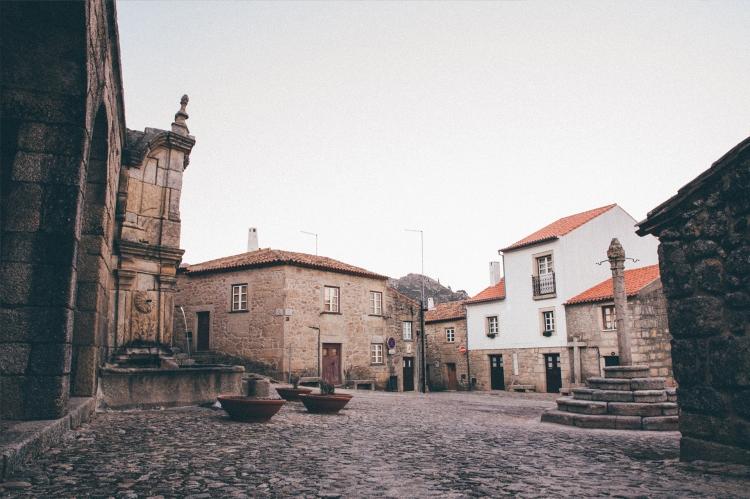 Aldeia na Serra da Estrela
