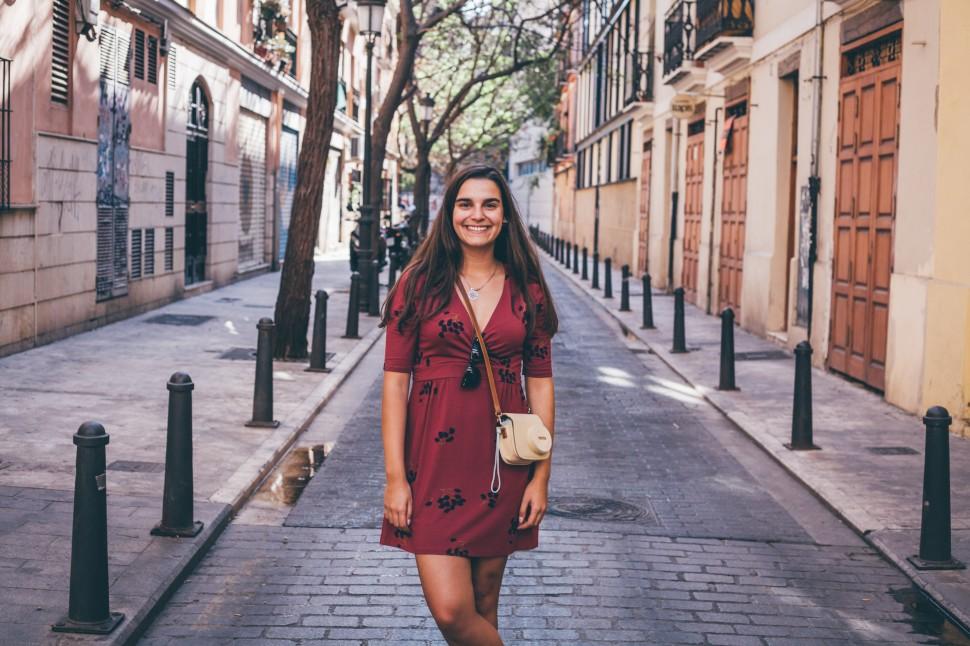 Filipa no Bairro del Carmen, Valência