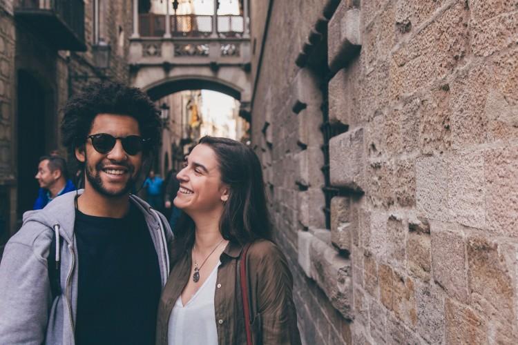 Guilherme e Filipa, Barcelona