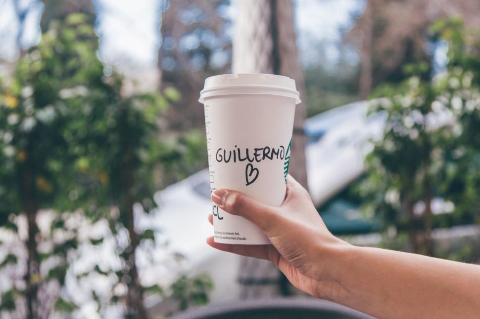 Copo do Starbucks, Barcelona