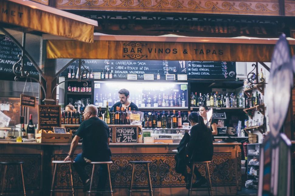 Bar do Mercado de Valência, Bar Vinos e Tapas