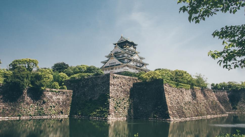 osaka-japao-castelo
