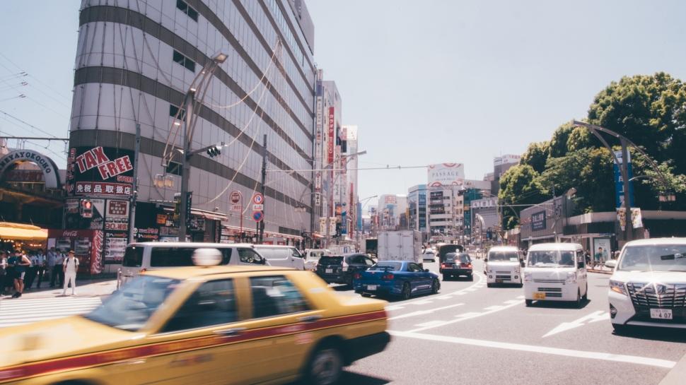 toquio-japao-rua-carros